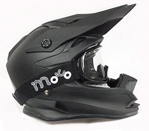 MOTOCROSSHELM  V-CAN V321