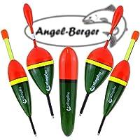 Angel Berger Zander Posenset 12g Köderfischmontage mit Knicklicht