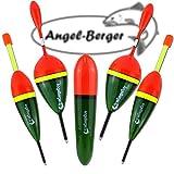 Angel-Berger Raubfischposensortiment 5 Stück Hechtposen Zanderposen Raubfischposen