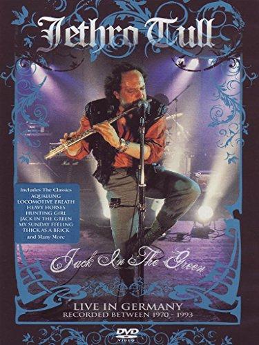Jethro Tull - Jack In The Green - Live In Germany 1970-93 [DVD] [UK Import]