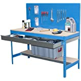 Simonrack bt-2 - Kit box-1200 azul madera