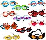alles-meine.de GmbH Schwimmbrille / Chlorbrille / Taucherbrille -  Disney Frozen - die Eiskönigin...