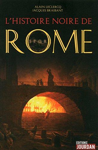 L'histoire noire de Rome par From Jourdan Editeur
