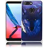 ZTE Blade V9 Wolf Silicone Protective Case Protective Case