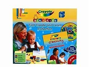 Crayola - Loisir Créatif - Coffret D'Éveil