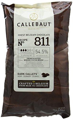 Callebaut Select 811 Dark Chocolate Callets 1 kg