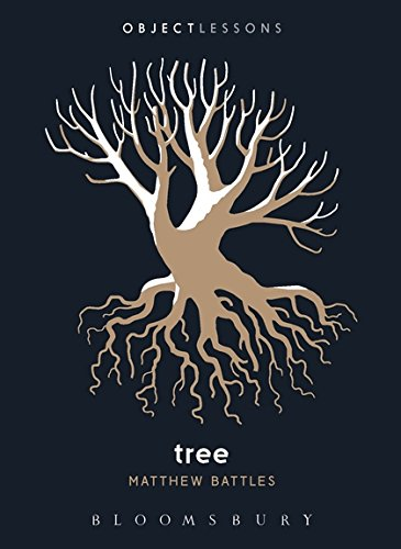 Tree (Object Lessons) por Matthew Battles