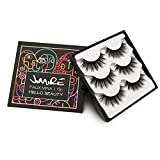 Best False Eyelashes - JIMIRE False Eyelashes Wispies Eyelashes Pack Fluffy Long Review