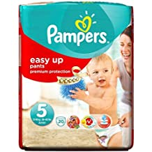 Pampers Easy Ups - 20 pannolini, misura 5, 20 pz