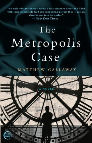 The Metropolis Case: A Novel (English Edition)