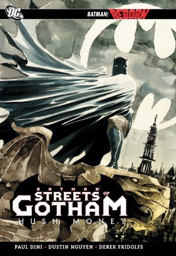 Streets of Gotham: Hush Money (Batman (DC Comics Hardcover)) by Paul Dini (25-May-2010) Hardcover
