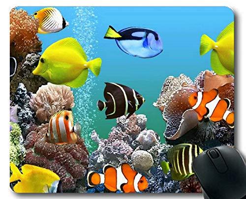 Mauspad groß, Koi-Fischthema einzigartiger Gaming-Mauspads