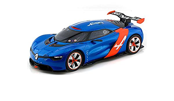 Buy Renault Alpine A110 50 118 Blue Orange Online At Low Prices In