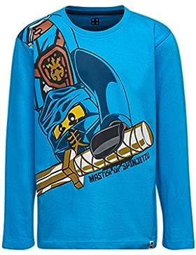 Lego Wear Niños Camiseta manga larga NINJAGO m-72170
