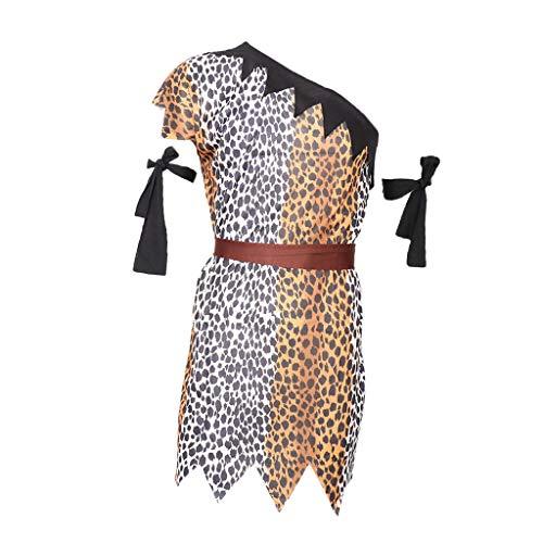 Kostüm Für Erwachsene Männer Frauen Rollenspiel Verkleidung für Halloween Fasching Karneval - C-Male ()