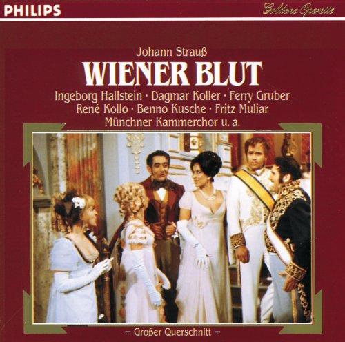 J. Strauss II: Wiener Blut (operetta) / Act 3 - Finale - Wiener Blut