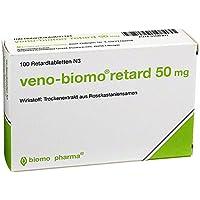 Preisvergleich für VENO BIOMO retard 50 mg Tabl. 100 St