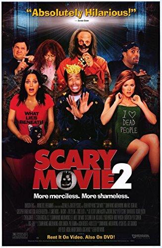 Scary Movie 2 Movie Poster (68,58 x 101,60 (Scary Movie Poster)