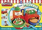 Play-Doh 319891010 La pizzería - Juego de manualidades con plastilina