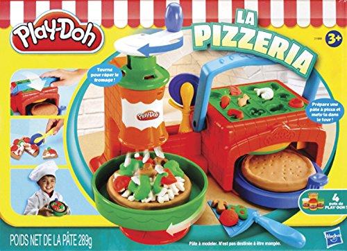 Play-doh 319891010, divertirsi creando, la pizzeria [importato da francia]