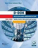 D-DOK - Deutschland-Dokumentation 1945-2004 - DVD - Politik, Recht, Wirtschaft und Soziales - Verlag J.H.W. Dietz