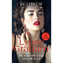 The Platinum Collection: Claiming His Innocent: Jess's Promise / A Rich Man's Whim / The Billionaire's Bridal Bargain (Mills & Boon M&B)