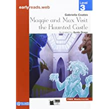 Maggie and Max visit the Haunted Castle