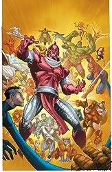 Evolutionary War (Marvel Omnibus)