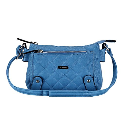 Lavie Women's Sling Bag (Blue)  available at amazon for Rs.1022
