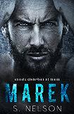 Marek (Knights Corruption MC Series Book 1)