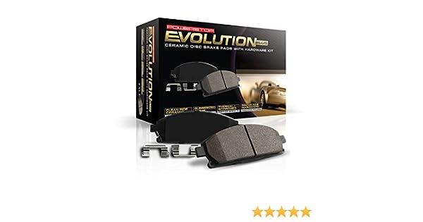 Power Stop 17-1039 Z17 Evolution Plus Brake Pad