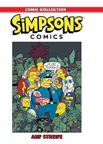 Simpsons Comic-Kollektion: Bd. 27: Auf Streife