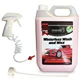 Waterless Wash and Wax Car Cleaner  Eco Friendly Sheen and...