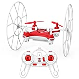 Toyshine Nano Drone 3 in 1, Rechargeable...