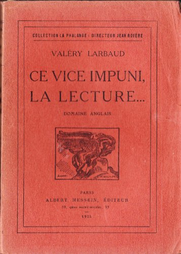 Ce Vice Impuni La Lecture Domaine Anglais [Pdf/ePub] eBook