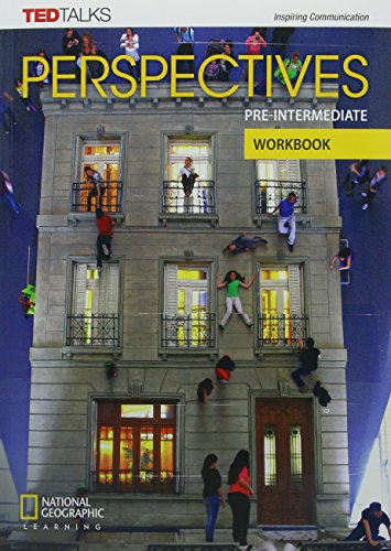 Perspectives Pre-Intermediate: Workbook with Audio CD por National Geographic Learning