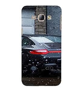 EPICCASE Porsche Car Mobile Back Case Cover For Samsung Galaxy A5 (Designer Case)
