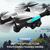 Luckyx X41FB Folding Drone 1080P HD Camera Best Drone For Beginners Gesture Taking