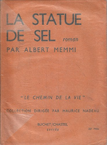 la statue de sel (Albert-statue)