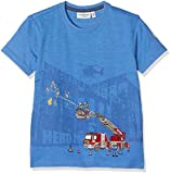 SALT AND PEPPER Jungen T-Shirt Fire Uni Hero Zone
