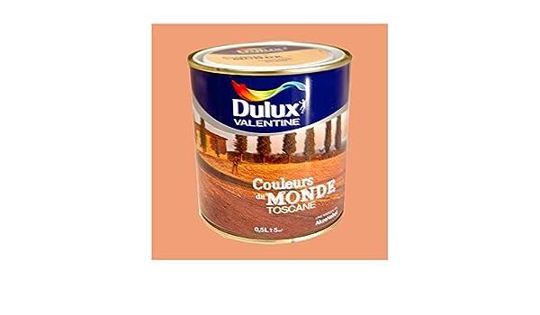 Dulux Valentine Couleurs Du Monde Toscane Intense Amazon Fr