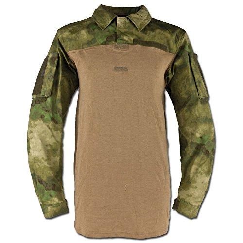 Leo Köhler Combat Shirt A-Tacs FG Größe XL