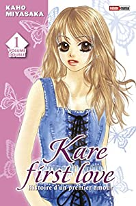 Kare first love Edition double Tome 1