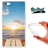 Becool® Fun- Flexible Gel Schutzhülle für Doogee Y300,