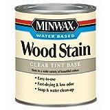 Minwax 1 Quart Clear Base Wasser-Holzlasuren 61807