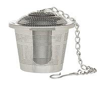HIC Extra Fine Barrel Loose Leaf Tea Infuser, Barrel, 1 3/4-Inch