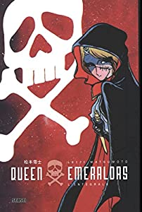 Queen Emeraldas Edition Intégrale One-shot