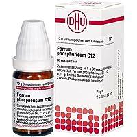 Ferrum Phosphoricum C 12 Globuli 10 g preisvergleich bei billige-tabletten.eu