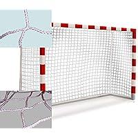Paire de filets de handball, football en salle Série entraînement 3 mm-