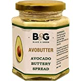 Black and Green's Extra Virgin Avocado Butter   AVO-Better, 100% Natural, Gluten Free for Bread, Sandwiches, Salad Dressings,